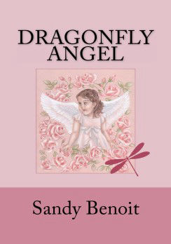 Dragonfly Angel by Sandy Benoit